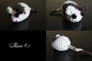 Mouse Amigurumi 2 by Artificial-Moonlight