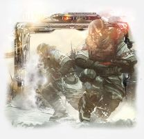 Killzone III by taysonfenix