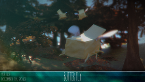 Butter Fly by VERTEX768MHz