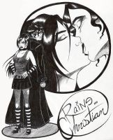 Raine+Christian by TheRaineDrop