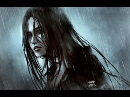 Tears In The Rain by NanFe
