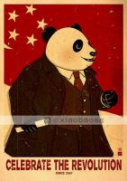 Panda Revolution XX by xiaobaosg
