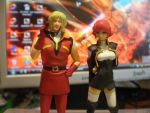 Char and Haman by Riza-Honoo