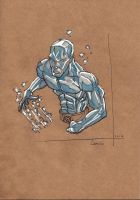 iceman sketch by camillo1988