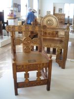 Wooden Chairs 1 by rifka1
