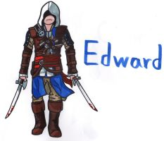 Edward by YouCanDrawIt