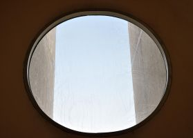 Looking round again - a dirty window by dpt56