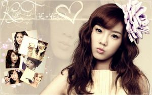Kim Tae-yeon Wallpaper by SNSDLoveSNSD