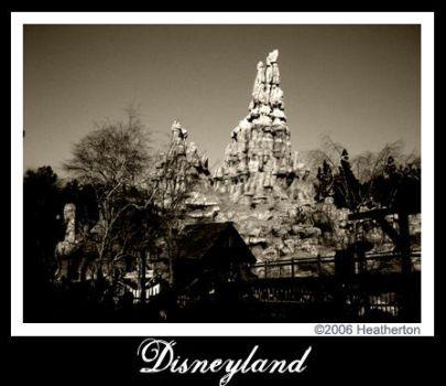 Disneyland is Scary by October7