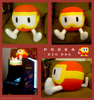 Big Pooka Plush by EmptyCrate