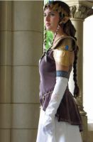 Zelda Cosplay by DunnyRaddit