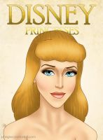 DISNEY BEAUTY SHOT - Cinderella by archibaldart
