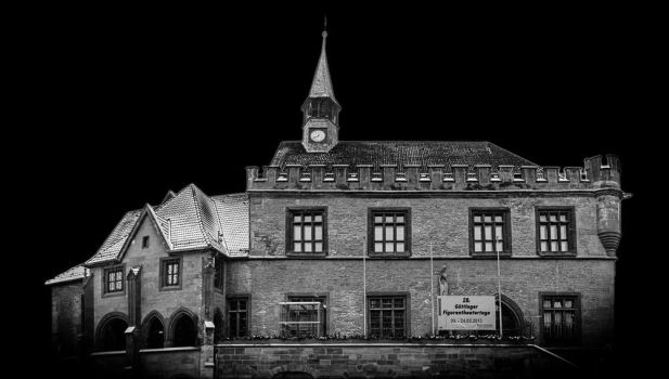 Old City Hall by TimOliverHusser