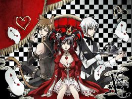 .::X-Down:Tic Tac::. by rann-poisoncage