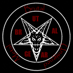 Brutal Gear Logo 1 (Black Metal) by UnorthodoxChicken