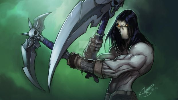 Darsiders II: Death by SergioCuriel