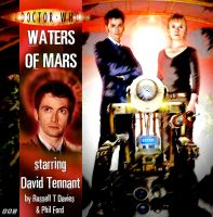 Doctor Who Waters of Mars by happyappy6