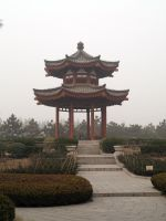 Pagoda Stock 2 by little-stock