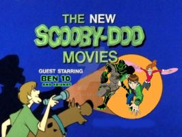 Scooby Doo Meets Ben 10 and Friends by ARTIST-SRF