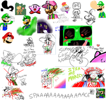 iScribble 5 by PoisonLuigi
