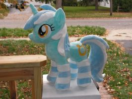 Lyra Heartstring Plush- With Socks by KarasuNezumi