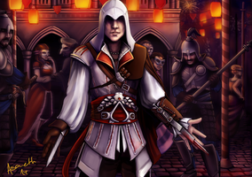 Assassin's Creed 2 by Asameth