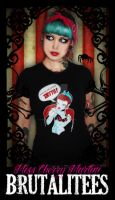 Brutalitees Tee 3 by Miss-Cherry-Martini