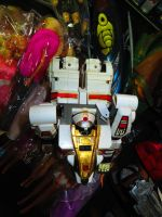 Ban Dai '94 Tigerzord by ryanthescooterguy