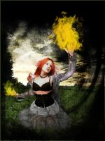 The Goddess of Fire by JJM1981