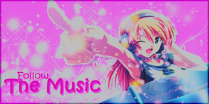 Follow The Music by Dhaliixa1D