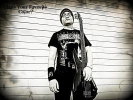My Solo Picture for the new band by UndeadJEM