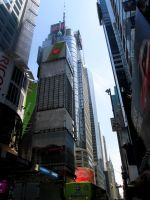 Times Square New York by Kristina86