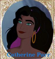 Disney History: Catherine Parr by KatePendragon