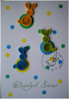 Quilling - card 61 by Eti-chan