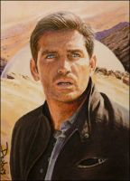 Jim Caviezel -The Prisoner by DavidDeb