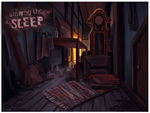 Among the sleep conceptart 16 by griffsnuff