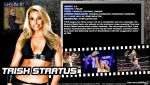 WWE Trish Stratus ID Wallpaper Widescreen by Timetravel6000v2