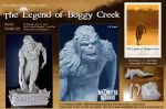 Legend of Boggy Creek model kit promo! by BLACKPLAGUE1348
