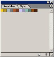 Metallic Swatches - RGB - PS by FuryofaSeraph