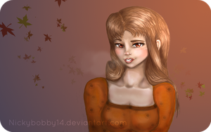 Autumn Expression by KHMarie12