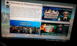 R.I.P. Playstation Home by PharaohAtisLioness