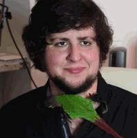 Short GIF test: JonTron and Jacques by RockingBlur