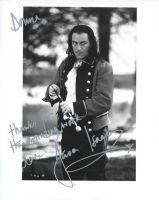 Jason Isaacs' Autograph 3 by tavington