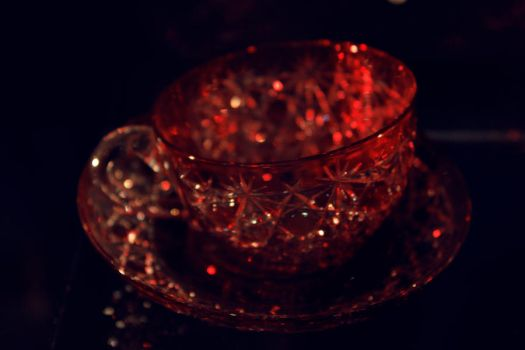 red glass by Ann-babe