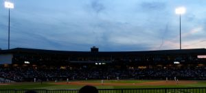 Minor League Baseball Park by nwalter