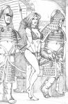 Red Sonja tryout 2 by Pablo1973