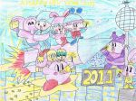 A HAPPY NEW YEAR- 2011 by murumokirby360