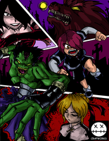 The Night Creatures by jmatchead