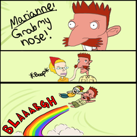 Grab My Meme-Nigel Thornberry by Mimentio