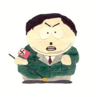 South Park - Cartman as Hitler by Spikes-of-Fury